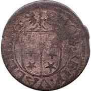 ½ batzen - Republik Wallis – avers