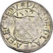 1 gros - Philipp de Platea – avers