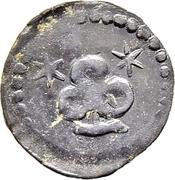 1 pfennig - Adrian I – avers