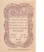 99 Heller (Sittendorf) – revers