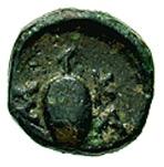 Bronze Æ9 (Skamandria) – revers
