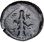 Dichalkon (Skotoussa) – revers