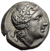 Drachm - Sariakos (Kings of Skythia) – avers
