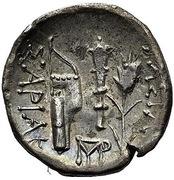 Drachm - Sariakos (Kings of Skythia) – revers