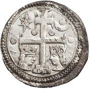 1 Denár - IV. Béla (1235-1270) – revers
