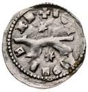 1 Obulus - V.István (1270-1272) – avers