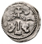 1 Obulus - V.István (1270-1272) – revers