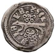 1 Obulus - IV. Béla (1235-1240) – avers