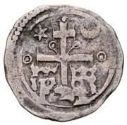 1 Obulus - IV. Béla (1235-1240) – revers