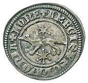 1 Denár - Béla IV (1235-1270) – avers