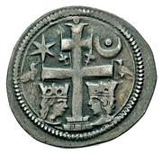 1 Denár - Béla IV (1235-1270) – revers