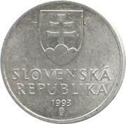 50 halierov -  avers