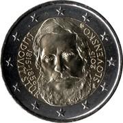 2 euros Ľudovít Štúr -  avers