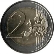2 euros Ľudovít Štúr -  revers