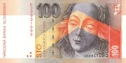 100 Korún – avers