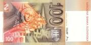 100 Korún – revers