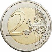 2 euros Milan Rastislav Štefánik -  revers