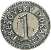 1 Prešovský Dukát -  avers
