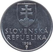 5 koruna -  avers