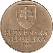 10 koruna -  avers