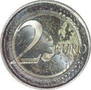 2 euros Franc Rozman dit Stane -  avers