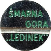 Jeton - Ledinek (Šmarna gora, Ljubljana) – avers
