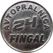 Jeton de lavage automobile - Fingal (Gornja Radgona) – avers