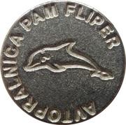 Jeton de lavage automobile - Avtopralnica Pam Fliper (Slovenske Konjice) – avers