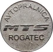 Jeton de lavage automobile - Avtopralnica MTS (Rogatec) – avers