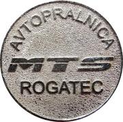 Jeton de lavage automobile - Avtopralnica MTS (Rogatec) – revers