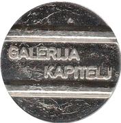 Jeton - Galerija Kapitelj (Ljubljana) – revers