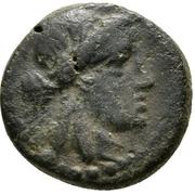Bronze Æ14 (Smyrna) – avers