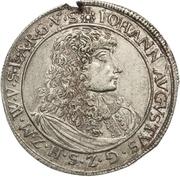 1 Gulden - Johann August – avers