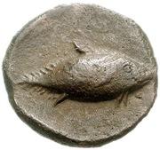 Bronze Æ12 (Soloi) – revers