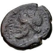 Bronze Æ21 (Soloi) – avers