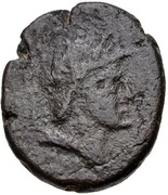 Bronze Æ21 (Soloi) – revers
