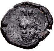 Bronze Æ14 (Soloi) – revers