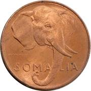 1 centesimo – avers