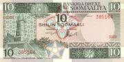 10 Shilin / 10 Shillings – avers