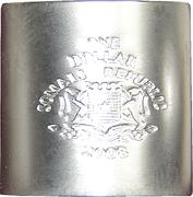 1 Dollar (Volume geometrical figures - Cylinder) – avers