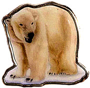 1 Dollar (Polar Bear) – revers