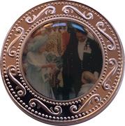 1 Dollar - HM Queen Elizabeth the Queen Mother - 101 Birthday – revers