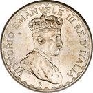 10 lire - Vittorio Emanuele III – avers