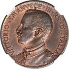4 bese - Vittorio Emanuele III – avers