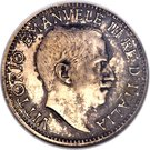 ¼ Rupia - Vittorio Emanuele III (Essai) – avers