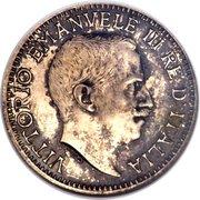 ¼ roupie - Vittorio Emanuele III (Essai) – avers