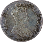 10 lire - Vittorio Emanuelle III (Essai) – avers