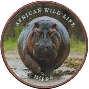 1 Shilling (Hippo) – revers