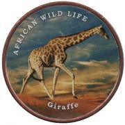 1 Shilling (Giraffe) – revers