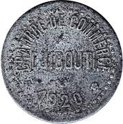 10 centimes (Chambre de commerce) – avers